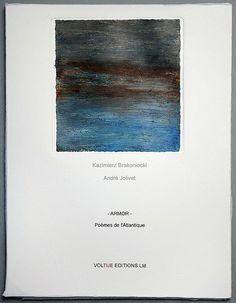 ARMOR: Poèmes de l'Atlantique / Kazimierz BRAKONIECKI, André JOLIVET - Voltije