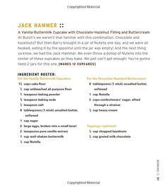 Jack Hammer Cupcake part 1