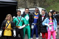 super megaforce team