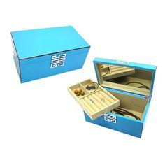 OOooooooo    I pinned this Seya Jewelry Box from the IHeart Organizing event at Joss & Main!