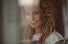 Iveta Bartosova's last photo shoot done by Lenka Hatasova for Revue iDNES