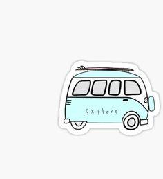 Explore Volkswagon Sticker