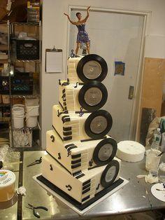 Music cake...Love It!!!