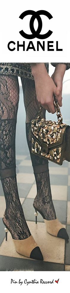 Chanel Fall 2016 | cynthia reccord