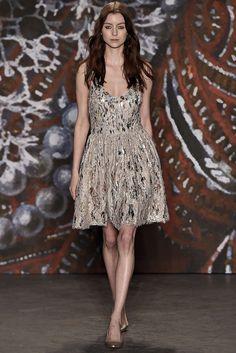 Jenny Packham Fall 2015 Ready-to-Wear