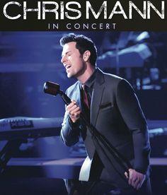 chris mann tour dates