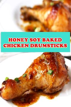 Duck Recipes, Meat Recipes, Slow Cooker Recipes, Cooking Recipes, Chicken Drumstick Recipes, Chicken Salad Recipes, Macro Meals, Macro Recipes, Hot Wing Sauces