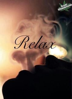 Relax....