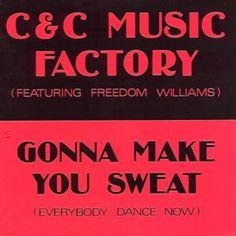 PRESS PLAY▶ C & C Music Factory - Everybody Dance Now Lyrics
