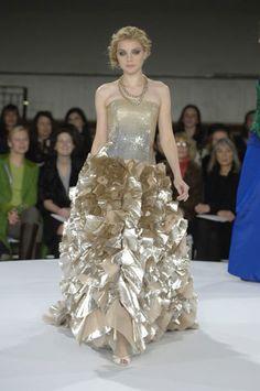 Oscar de la Renta Pre-Fall 2008 Fashion Show - Jessica Stam