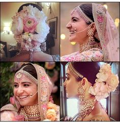 Hairstyle 15 Best Indian Bridal Hairstyle ideas for 2019 inspired from Celeb Weddings - Et. 15 Best Indian Bridal Hairstyle ideas for 2019 inspired from Celeb Weddings - Ethinify Wedding Hairstyles For Women, Bridal Hairstyle Indian Wedding, Bridal Hair Buns, Wedding Bun, Indian Bridal Hairstyles, Bridal Hairdo, Indian Bridal Makeup, Bride Hairstyles, Hairstyle Ideas