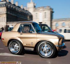 Mini Ford Mustang, http://www.daidegasforum.com/forum/foto-video-4-ruote/503294-mini-car-macchinine.html