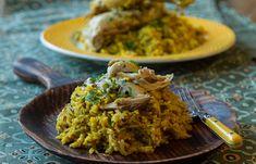 Κοτόπουλο Μπιριάνι Meals For The Week, Meal Planning, Grains, Rice, Food, Essen, Meals, Seeds, Yemek