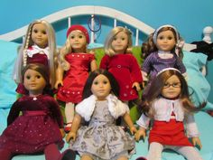 american girl of the year saige - Google Search