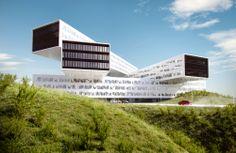 Statoil HQ Visualization
