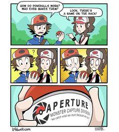 Pokemon meets portal