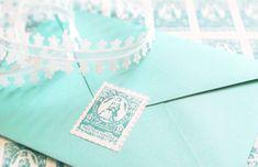 Wedding Postage Stamps   Just Something I Made