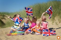 Celebrating the Queen's jubilee - this is my favourite photo ever! http://www.djarcherphotography.co.uk