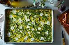 Sheet Pan Eggs - It's Time to Start Cooking Your Eggs on a Sheet Pan on Food52