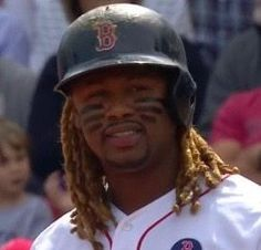 Hanley Ramirez sports cat-like eye black as Red Sox host Rays = It appears that Boston Red Sox slugger Hanley Ramirez is already gearing up for October baseball. However, this notion does not stem from anything related to his on-field performance but rather his Halloween-esque eye black against the Tampa Bay Rays. On Monday afternoon, Ramirez…..