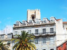 2 bedroom apartment in Lisbon to rent from £718 pw. With balcony/terrace, air con, TV and DVD.