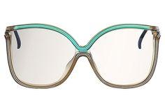 1970s Dior Sunglasses are the perfect warm weather companion!