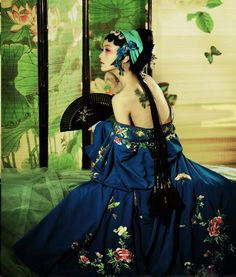 Photography - Chinese style sexy