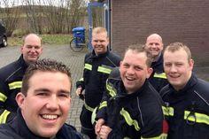 Brandweer Klazienaveen 3e tijdens ABWC wedstrijden in Zwinderen