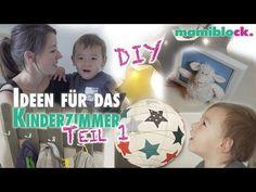 Vom Babyzimmer zum Kinderzimmer   DIY Ideen   Roomtour   mamiblock - YouTube