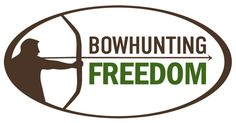 The logo for the Bowhunting Freedom podcast with Philip Havens