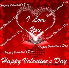 Atrractive Valentine's Day greetings
