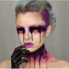 Rooting for this babe to take the #nyxfaceawards ! #wcw #slayed #sfx #makeup #mua #inspiration #kimberlymargarita_  #TEAMCOLOURCREEP