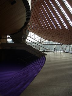 Inside the Sydney Opera House