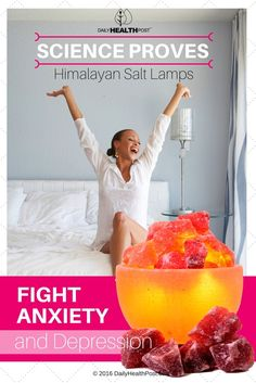 Large salt crystals are not being turned into lamps that your can purchase in most health food stores