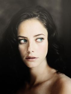 Kaya. It would be nice to have an unknown play Ana. This girl is a great possibility.