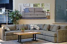 #sectional  #sofa  #couch  #coffeetable  #table Sectional Sofa, Couch, Open House, Table, Furniture, Home Decor, Homemade Home Decor, Modular Sofa, Sofa
