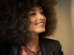 Esperanza Spalding-Jazz bassist,cellist,composer,singer