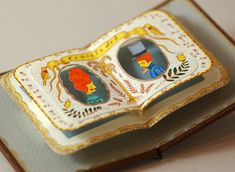 Elsa Mora's tiny, handmade books are exquisite, but only one of the amazing mediums she works in