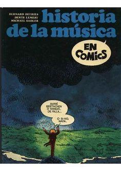 Historia de la música en Comic
