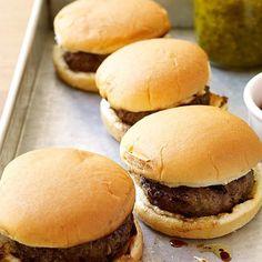 Juicy Hamburgers (6 Points+)