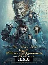 Pirates Of The Caribbean Dead Men Tell No Tales 2017 Dvdscr Hindi Dubbed Movie Watch Online Free