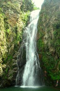 Cascada en Agua Blanca, REPUBLICA DOMINICANA