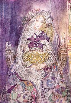 Sharon's Sunlit Memories: The Art of Sulamith Wulfing