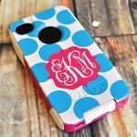 Boutique Me Monogrammed Otterbox Phone Cases & More | Personalize Your Life!! Want it!!