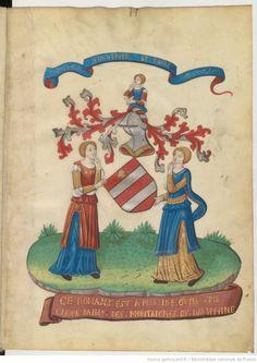 Roman de la Rose 1401-1500 Bibliothèque nationale de France, Département des manuscrits, Français 1570 NP