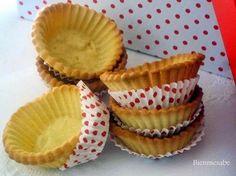 Pasta azucarada: unas tartaletas perfectas para rellenarlas de las cremas que más te gusten