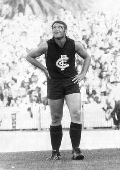John Nicholls Carlton Afl, Carlton Football Club, Australian Football, Go Blue, Sports Humor, Me As A Girlfriend, Champs, Rugby, Athletes