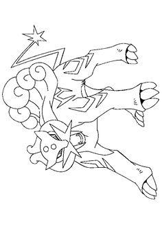 Pokemon coloring pages Les Pokemon, Pokemon Fan, Horse Coloring Pages, Printable Coloring Pages, Coloring Pages For Kids, Coloring Books, Coloring Stuff, Pokemon Craft, Pencil Drawing Tutorials