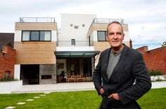 Interview with Kevin McCloud, Grand Designs Presenter Part 2 Kevin Mccloud Grand Designs, Residential Architecture, Interview, Mansions, House Styles, Home Decor, Decoration Home, Manor Houses, Room Decor