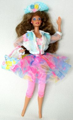 Barbie collector 1990's talking barbie | barbie barbie is one of the most popular dolls of the twentieth ...
